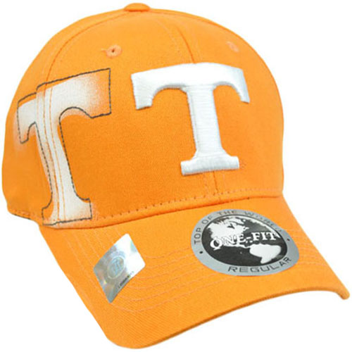 save off 5924e 65778 clearance tennessee nike lady vols adjustable hat 7651a 99795  best price ncaa  tennessee volunteers vols hat cap flex fit stretch top of the world orange