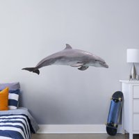 Fathead Bottle Nose Dolphin - Giant Animal Removable Wall Decal