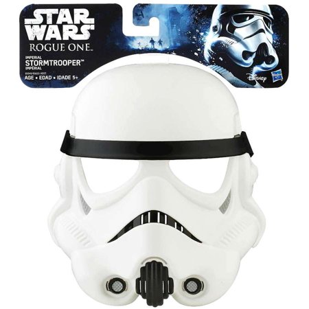 Star Wars: Rogue One Imperial Stormtrooper Mask - Star Wars Mask