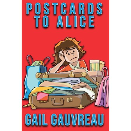 Palegale Adventures: Postcards to Alice (Paperback)
