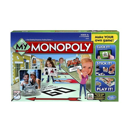 Block monopoly game