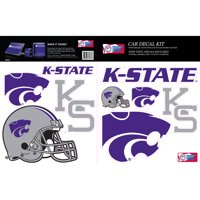 Skinit Kansas State Wildcats Car Decal Kit