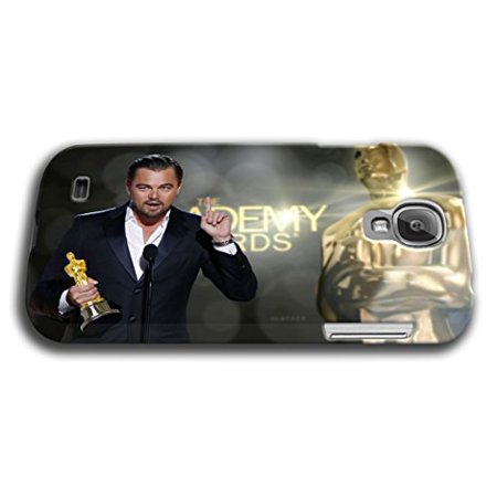 Ganma Leonardo DiCaprio Best Actor 2015 Case For Samsung Galaxy S4 Hard Case