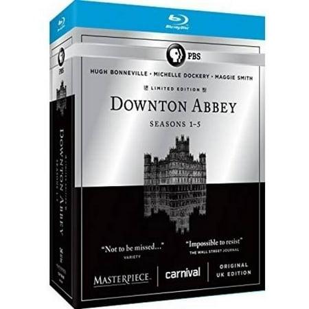 Downton Abbey: Seasons 1-5 (Blu-ray) - Downton Abbey Grantham