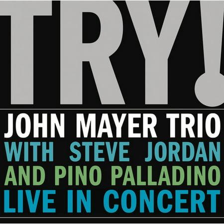 John Mayer Trio Live (Vinyl) (John Mayer Photo)