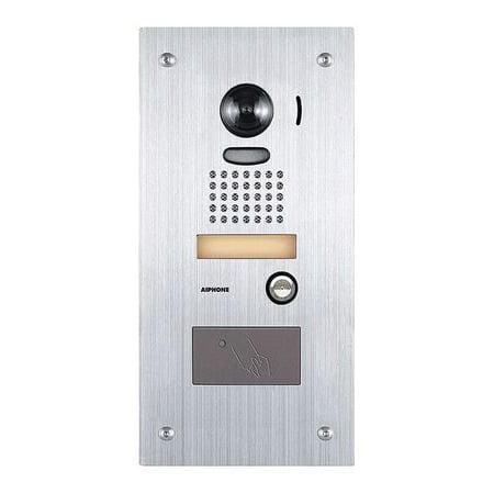 Aiphone Hid Reader - AIPHONE JK-DVF-HID Video Door Station,330 ft.