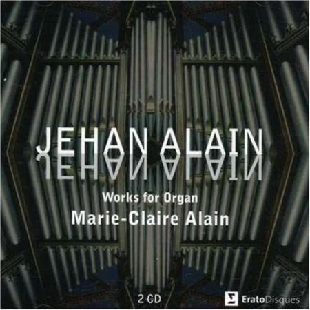 COMPLETE WORKS FOR ORGAN [JEHAN ALAIN] [CD BOXSET] [2 DISCS]