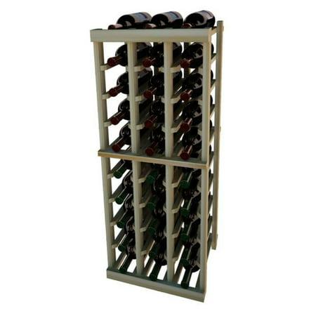 Wci Vintner Series Individual Bottle Wine Rack Redwood
