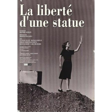 La liberte dune statue Movie Poster (11 x 17)