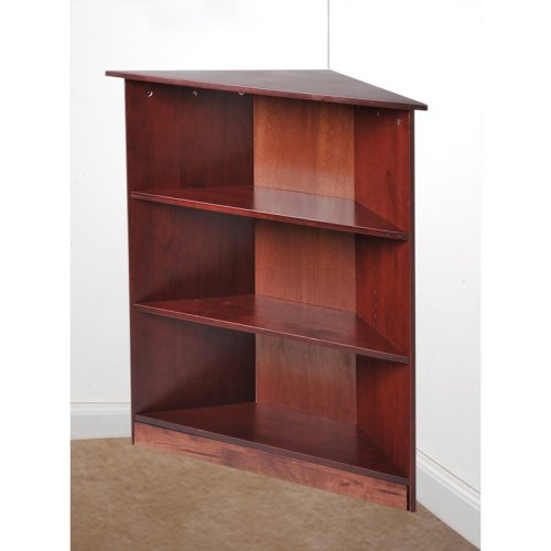 Gift Mark 3 Tier Corner Bookcase