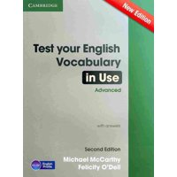 Test Your English Vocabulary in Use Advanced with Answers (Paperback)