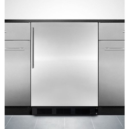 Summit FF7BBISSHV Summit Commercial Series Built-In Refrigerator