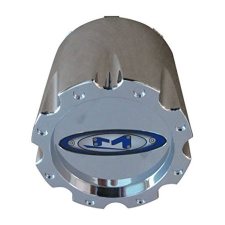 - MOTO METAL 353K133-1 Chrome CENTER CAP Rear Dually Snap On