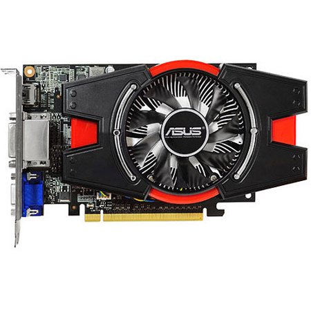 Asus NVIDIA GeForce GT 640 2GB GDDR3 VGA/2DVI/HDMI PCI-Express Video Card Asus Gddr3 Graphics Card