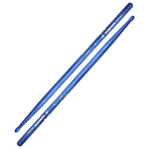 5A Nylon Blue Drumsticks