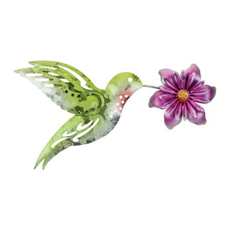 Hummingbirds Animals - Regal Art  and  Gift 12385 - Capri Hummingbird Wall Decor Home Decor Animal Figurines