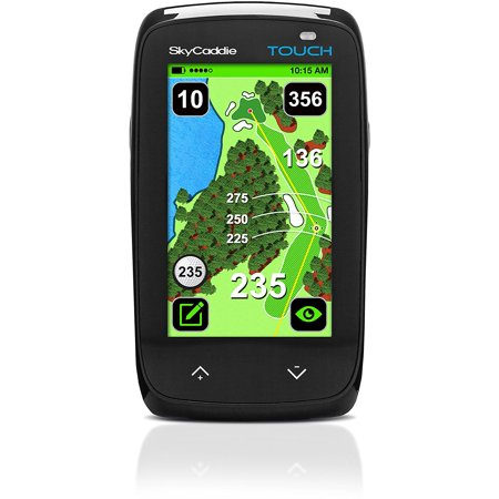 Sky Golf Sky Caddie Touch with 3 Inch Color Display and 35000 Preloaded Maps