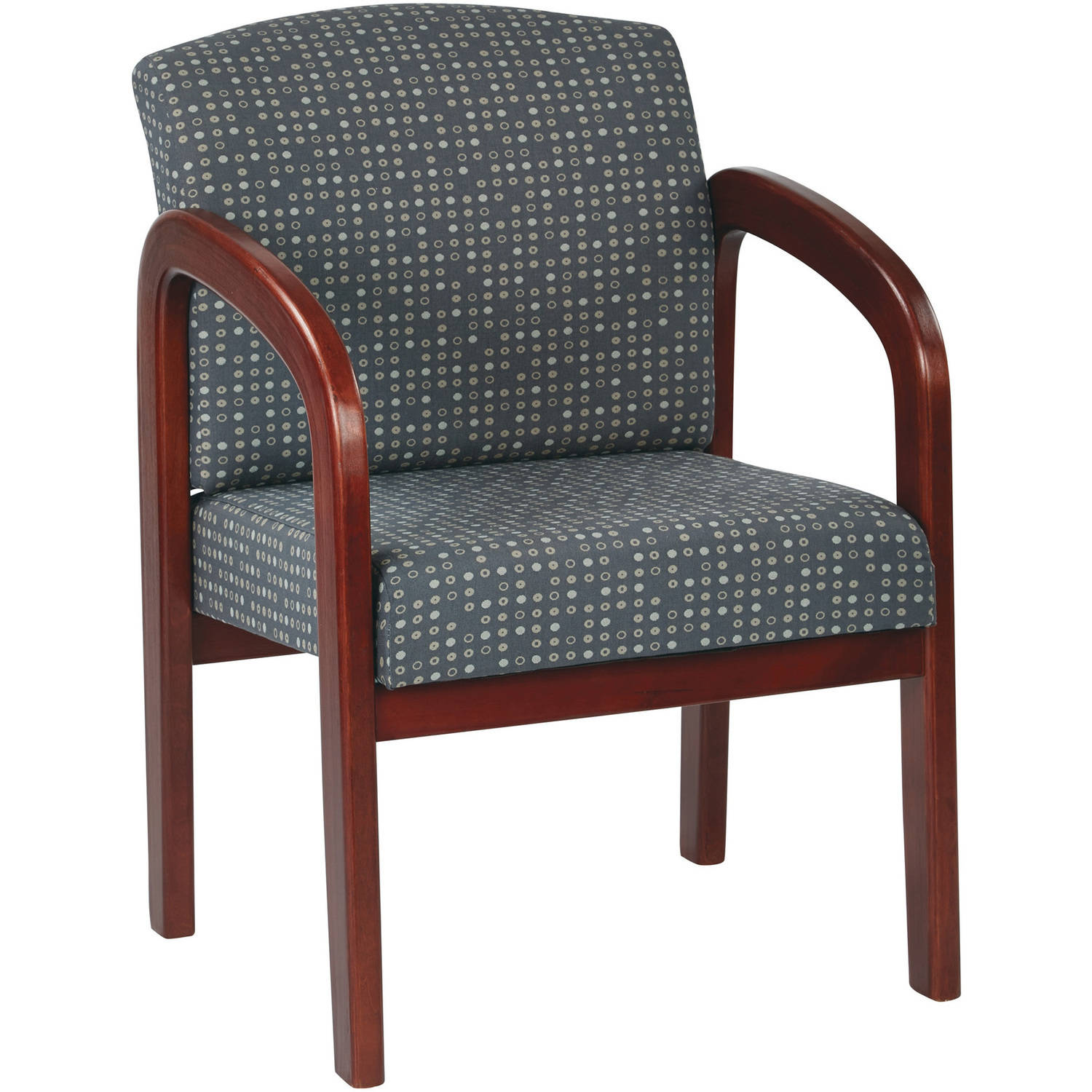 Cherry Visitor Chair, Multiple Colors