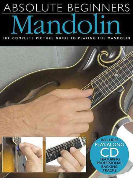 Absolute Beginners Mandolin by