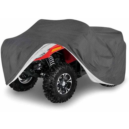 - Signature ATV Cover - 100% Water-Proof 5 Layers - True Mastepiece - Ready-Fit/Semi Custom - Fits up to 82 inches by OxGord