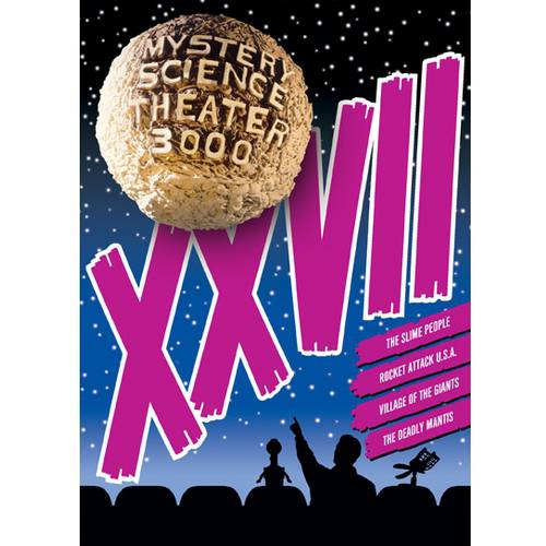 Mystery Science Theater 3000: XXVII  (Full Frame)