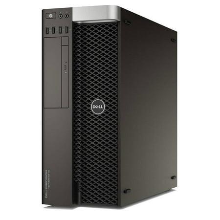 Dell Precision 5810 Workstation E5 1603V3 Quad Core 2 8Ghz 32Gb 500Gb Ssd M2000 Win 10 Pre Install