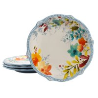 The Pioneer Woman Willow 4-Piece Salad Plate Set