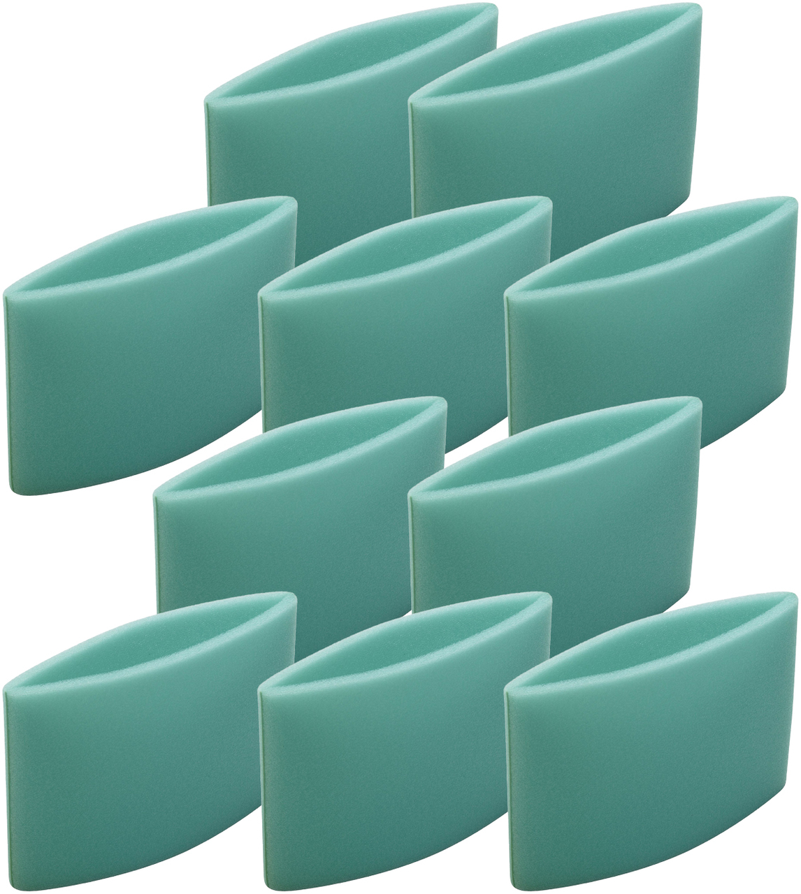 BRIGGS Stratton 10 Pack 271794S Air Filter Pre-Cleaners