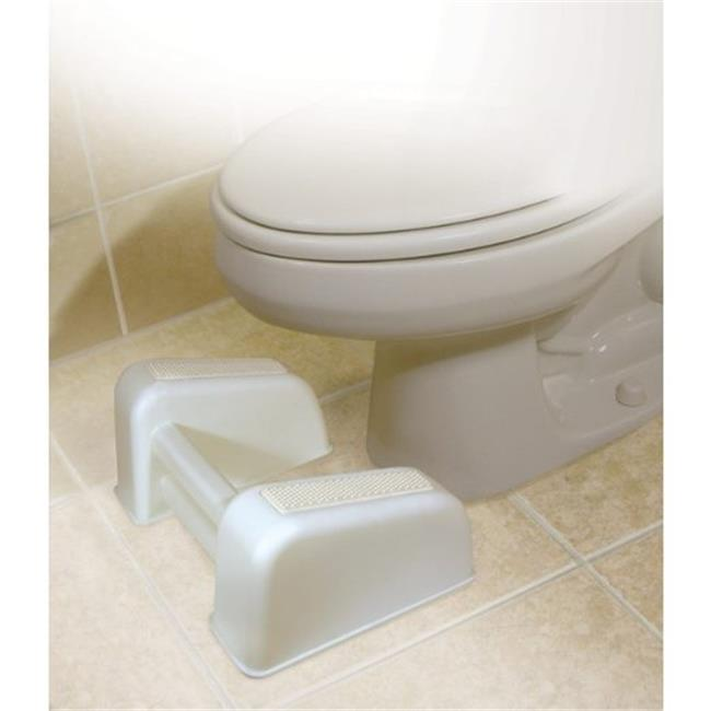 Complete Medical 6398 Re-Lax Toilet Foot Rest