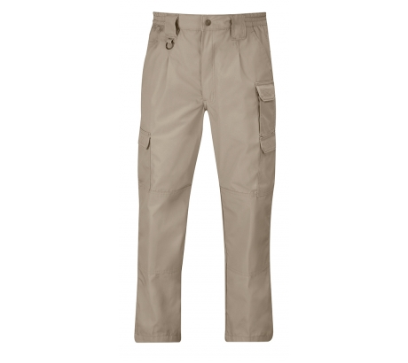 Propper Men's Tactical Trousers, 65/35 Poly/Cotton Canvas, 52x37, Khaki