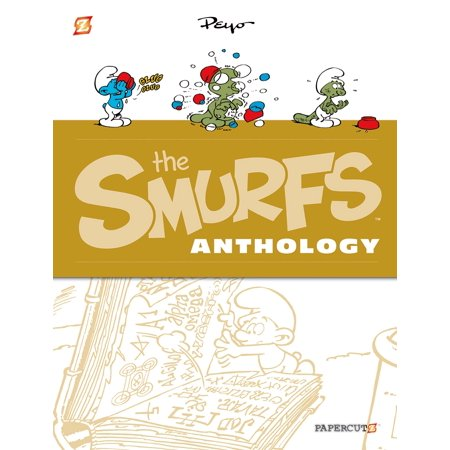 The Smurfs Anthology #4](Smurf Couple)