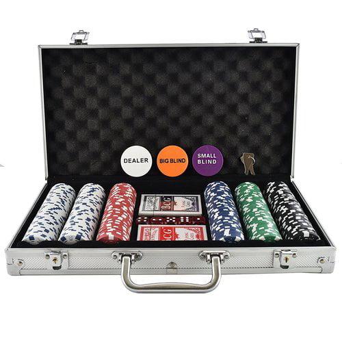 Kovot Chip Dice Style Poker Set by Kovot