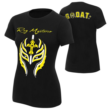 Official WWE Authentic Rey Mysterio