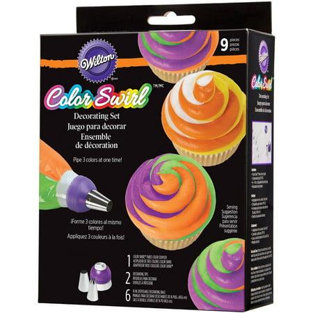 Wilton Tri-Color Swirl Kit Halloween (Halloween Office Fundraisers)