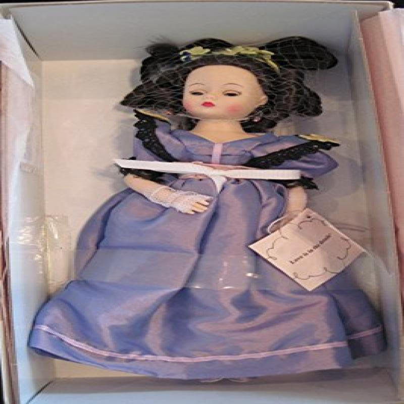Ada Lovelace 10'' Madame Alexander Doll Limited Edition o...