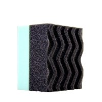 Chemical Guys ACC_300 DURAFOAM Contoured Tire Dressing & Protectant Applicator Pad