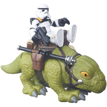 Star Wars Galactic Heroes  Sandtrooper   Dewback