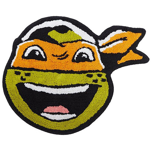 Nickelodeon Teenage Mutant Ninja Turtles Bath Rug