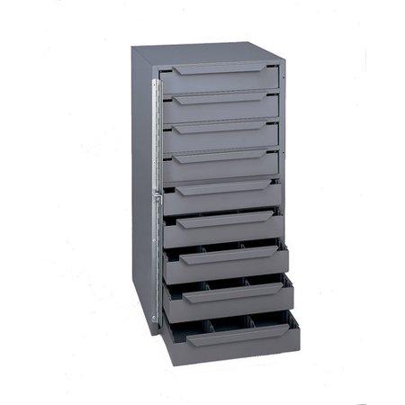 Durham 611-95 Gray Welded Steel Cabinet, 12-5/8
