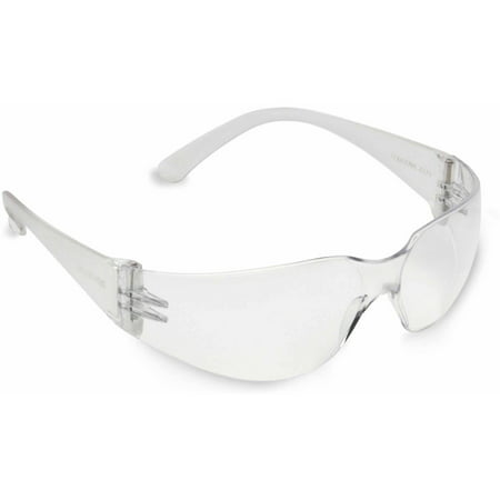 Bulldog Safety Glasses with Scratch-Resistant Lenses