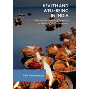 Health and Well-Being in India - eBook