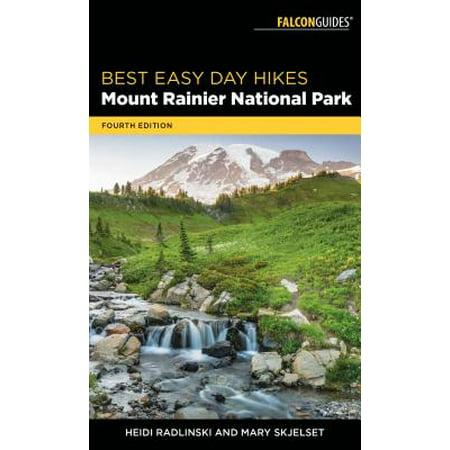 Best Easy Day Hikes Mount Rainier National Park -
