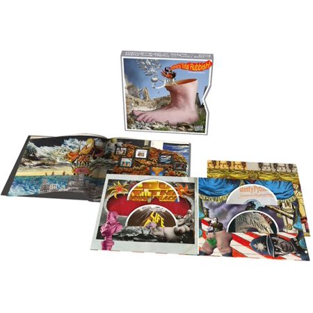 Python Collection - Monty Python's Total Rubbish: Complete Collection (explicit) (CD)