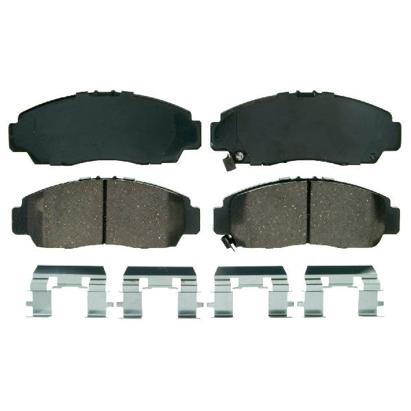 Rides2Racers QuickStop 2004-2010 Acura TSX Disc Brake Pad