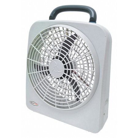 Roadpro Car Fan, Portable 13
