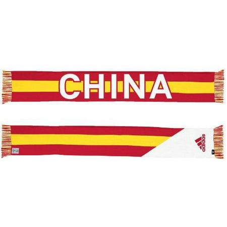Adidas China 2014 FIFA World Cup Authentic Jacquard Team Scarf
