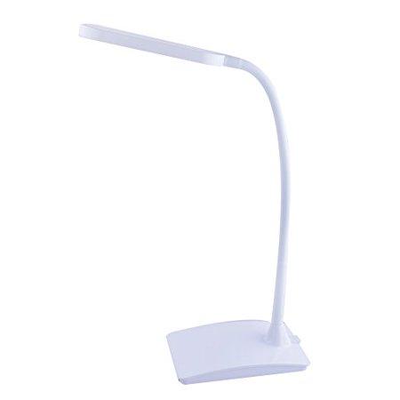 LED Floor Lamp Reading Craft Full Spectrum Light Flexible Neck Home Office (Neodymium Full Spectrum Flood)