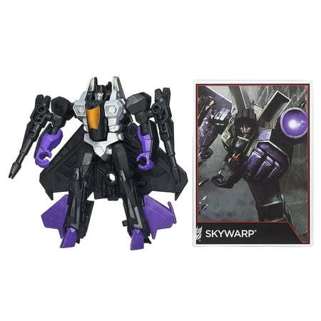 - Transformers Generations Combiner Wars Legends Class Skywarp Figure