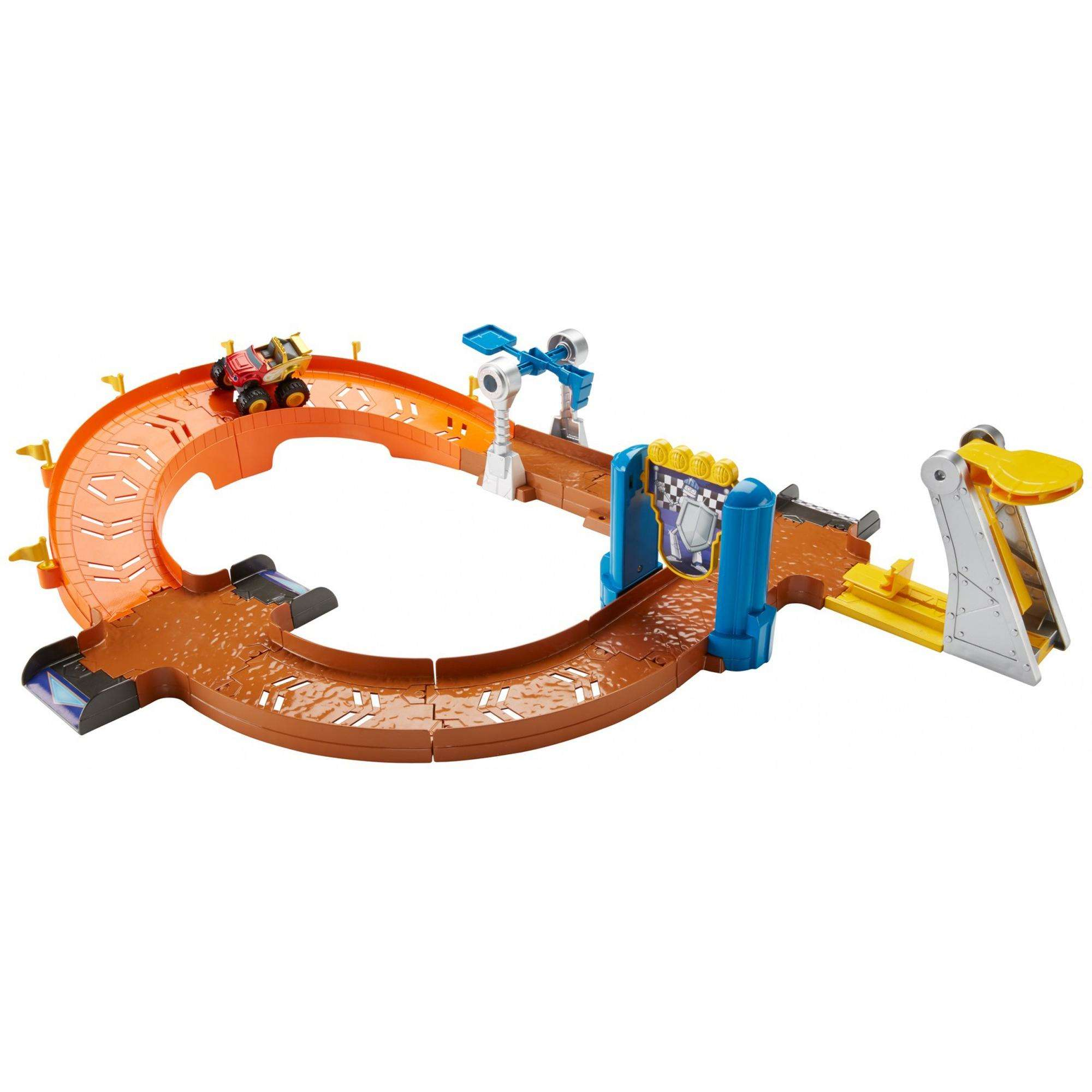 Fisher Price Nickelodeon Blaze and the Monster Machines BLAZE TO VICTORY SPEEDWAY by FISHER PRICE