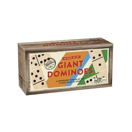 Professor Puzzle - Giant Games Giant Dominoes](Giant Dominoes)
